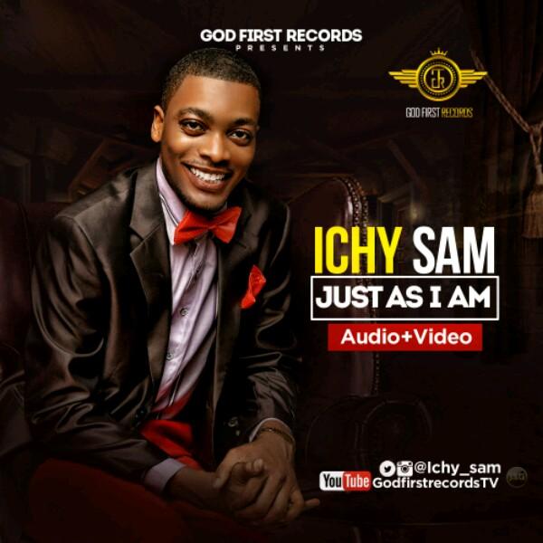 Sam Ichy - just as i am-600x600