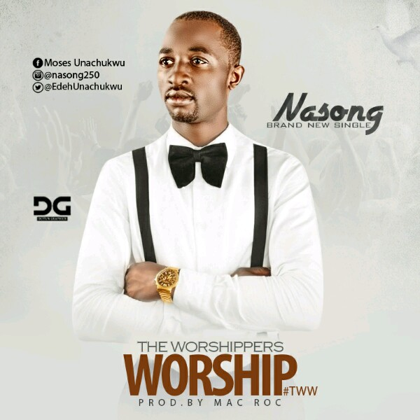 Nasong - The Worshippers Worship-600x600