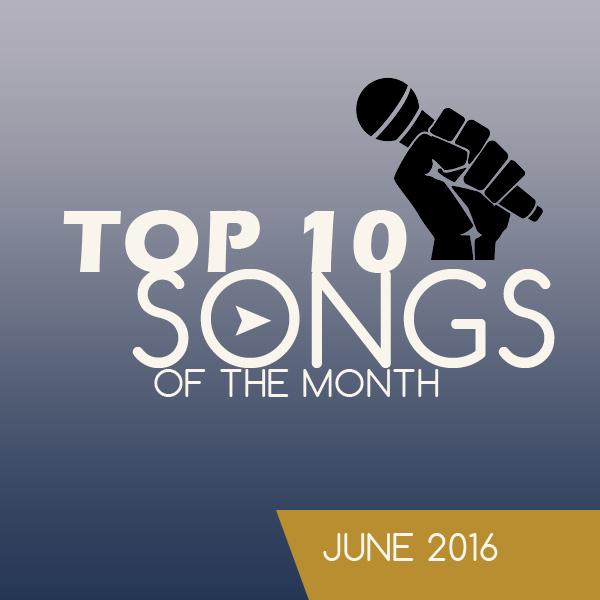 TOP10SONGSjune