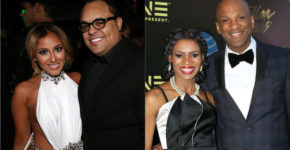 Israel-Houghton-and-Adrienne-Bailon-Donnie-McClurkin-and-Nicole-C-Mullen-engaged