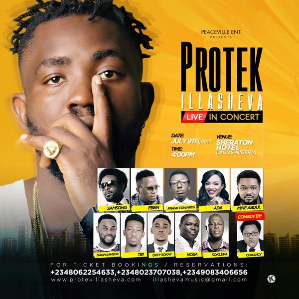 Protek LIVE in Concert
