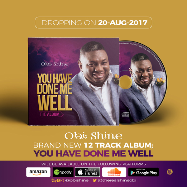 Obishine Releases New Album