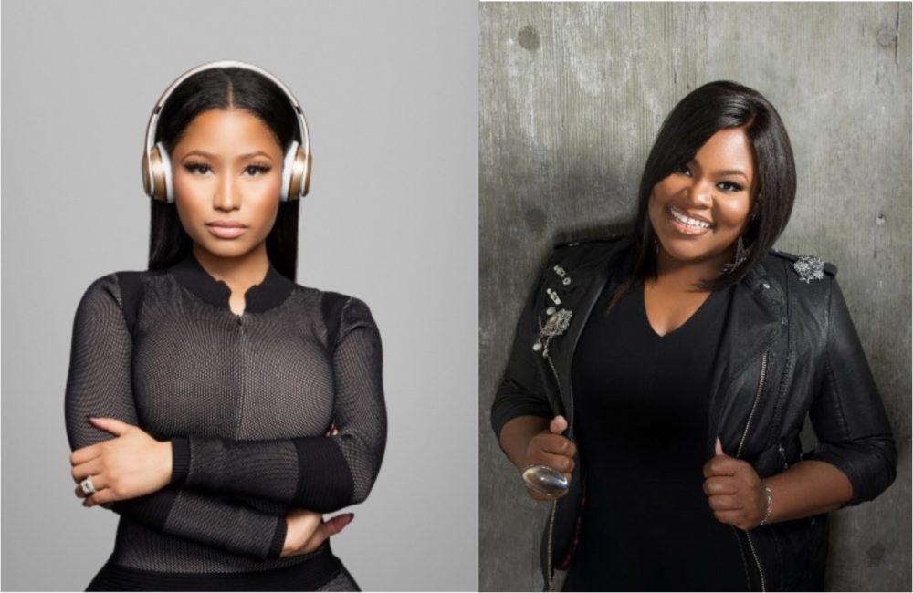 Finally Tasha Cobbs Leonard reveals reason for featuring Nicki Minaj