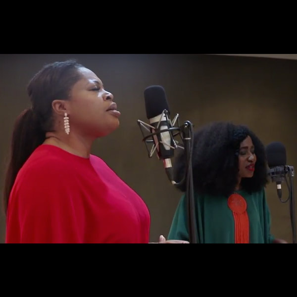 Ty Bello Features Sinach in her Spontaneous Worship series