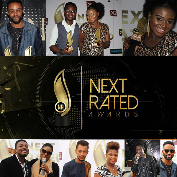 Next Rated Awards 2017