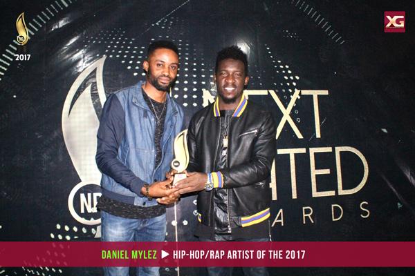 Next Rated Awards 2017